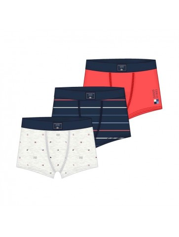 Set 3 boxer estampados