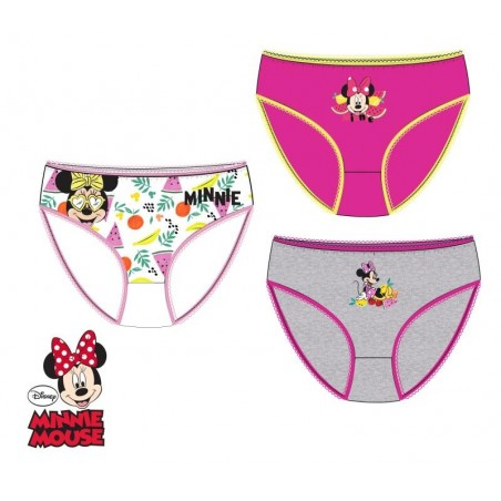 Pack 3 cuecas Minnie