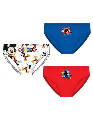 Pack 3 cuecas mickey